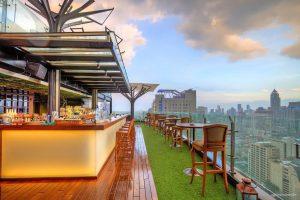 Above Eleven Rooftop Bar Bangkok
