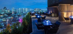 Blue Sky Rooftop Bar at Centara Grand Lad Prao