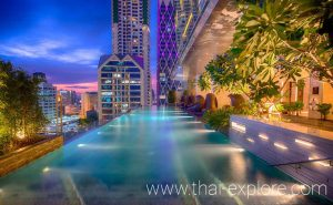 Blunos Rooftop Bar at Eastin Grand Hotel Sathorn Bangkok