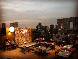Legend Rooftop Bar Bangkok