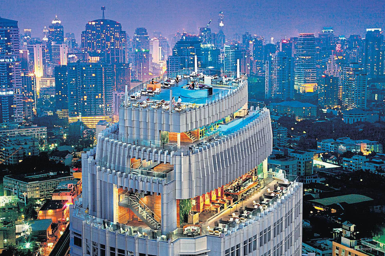 Octave Rooftop Bar Bangkok - Thailand Explorer