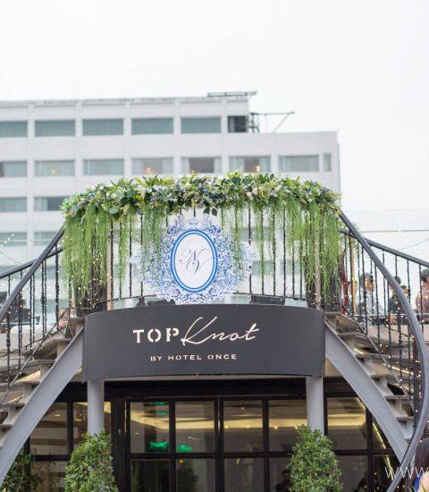 Top Knot at Hotel Once in Bangkok - Thailand Explorer