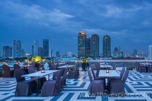 Top Knot at Hotel Once Bangkok