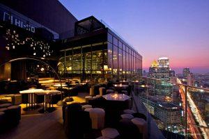 Park Society & HI-SO Rooftop Bar Bangkok at So Sofitel