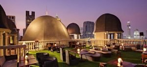 The Speakeasy Rooftop Bar at Hotel Muse Bangkok
