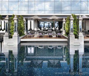 The St. Regis Bangkok Rooftop bar