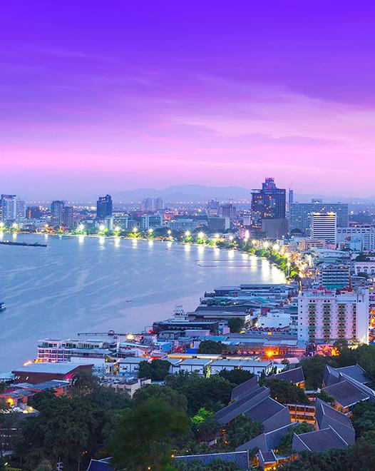 Entdecken Sie die besten Orte in Pattaya auf thai-explore.com
