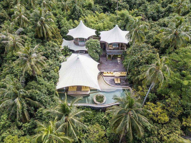 Soneva Kiri Design Hotel
