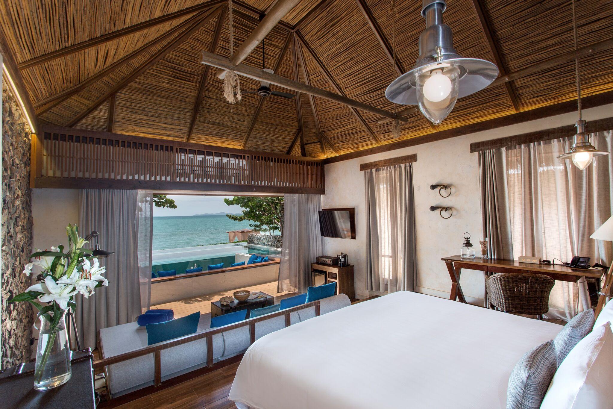 U Pattaya - Ruhe und Privatsphäre Strandresort