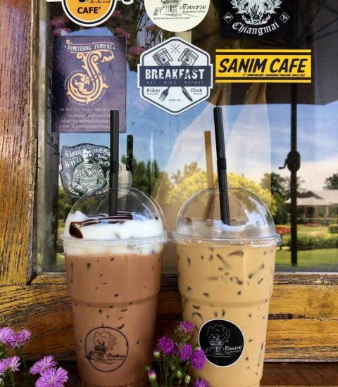 Kao Makham Cafe and Coffee Shop in Chiang Mai
