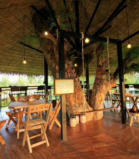 Kaomakham Cafe and Coffee Shop in Chiang Mai