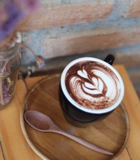 A Day In Chiang Mai Coffee Shop
