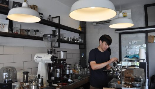 Ein Tag im Chiang Mai Coffee Shop