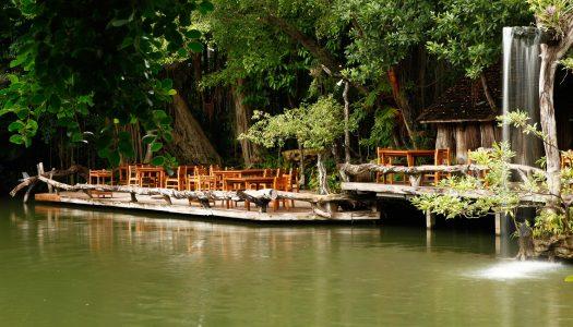 Khaomao Khaofang Dschungelrestaurant Chiang Mai
