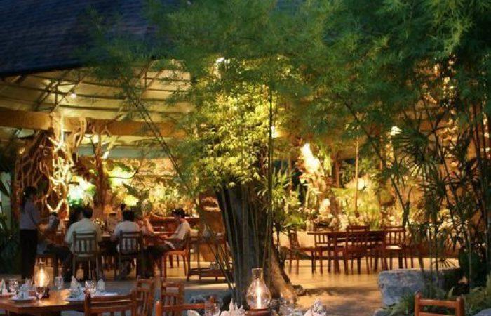 Khaomao Khaofang Jungle Restaurant Chiang Mai