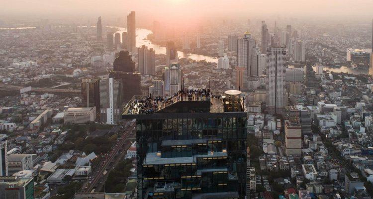 Mahanakhon Skybar Rooftop Bangkok